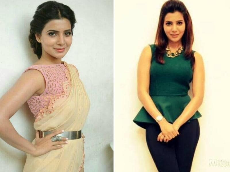 Samantha Ruth Prabhu: Among the highest-paid actors in Tamil and Telugu films, Samantha is much sought-after actor, routinely appearing with all the A-listers from the two industries. (Samantharuthofficial/Facebook)