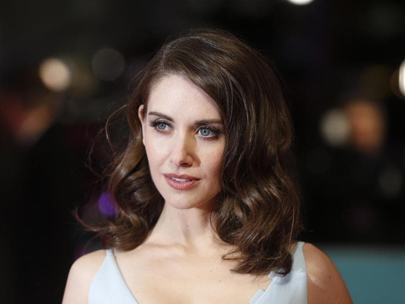 Community star Alison Brie at the European premiere of her film How to be Single which will arrive in theatres on Valentine's weekend. (REUTERS)