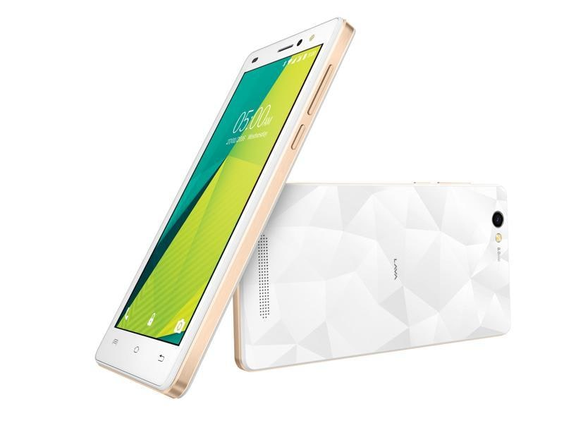 Finally we have the Lava X11 featuring a 5-inch HD. The 4G compatible smartphone comes with a 1.5 GHz quad core processor, 2GB of RAM and 8GB of internal memory. Juicing up the smartphone is a 2500mAh battery (LAVA)