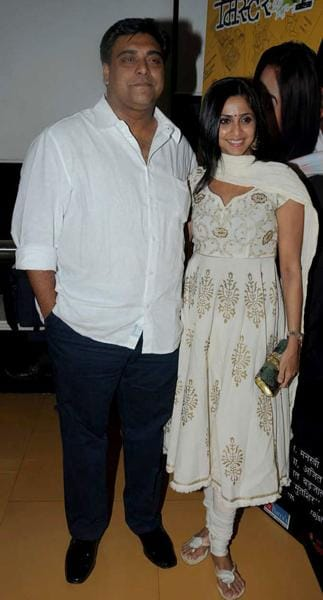 One the most romantic and ideal couples of small-screen, Ram and Gautami met while working on the TV show, Ghar-Ek Mandir. They got married after years of togetherness on February 14, 2003.  (TWITTER)