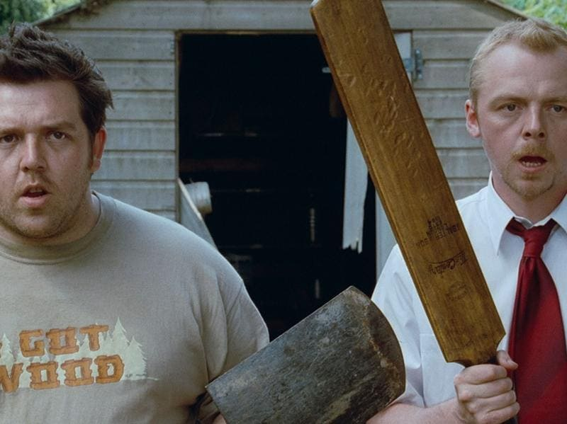 UK: Shaun of the Dead (2004) changed the game when it comes to zombie movies. It brought a stiff upper lip, a quintessential British trait, and hammered its zombies on the head with Cricket bats and old records.