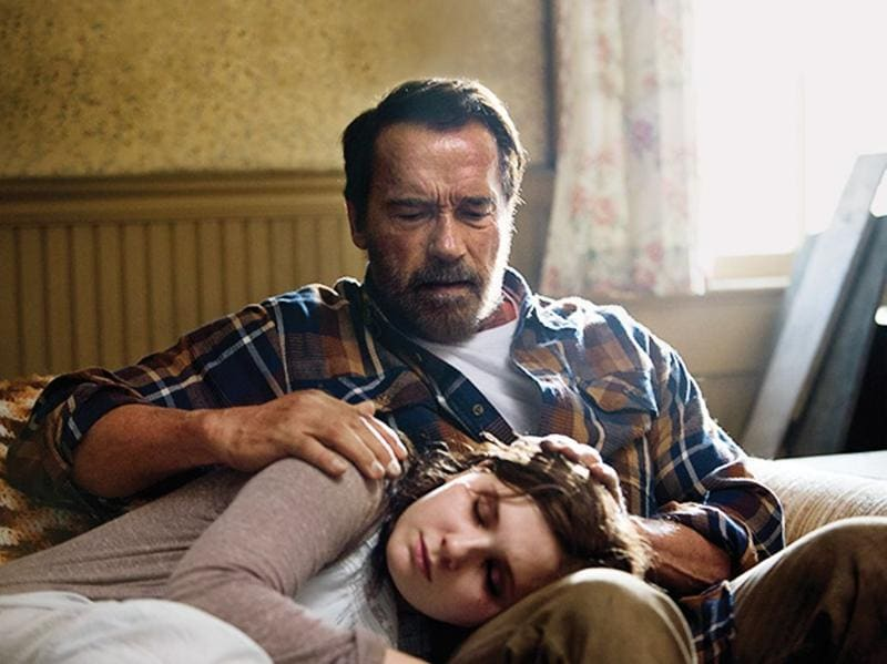 USA: Maggie (2014) was more a drama about a father and his infected daughter who was slowly turning into a zombie. It featured one of the best Arnold Schwarzeneggar  performances ever.