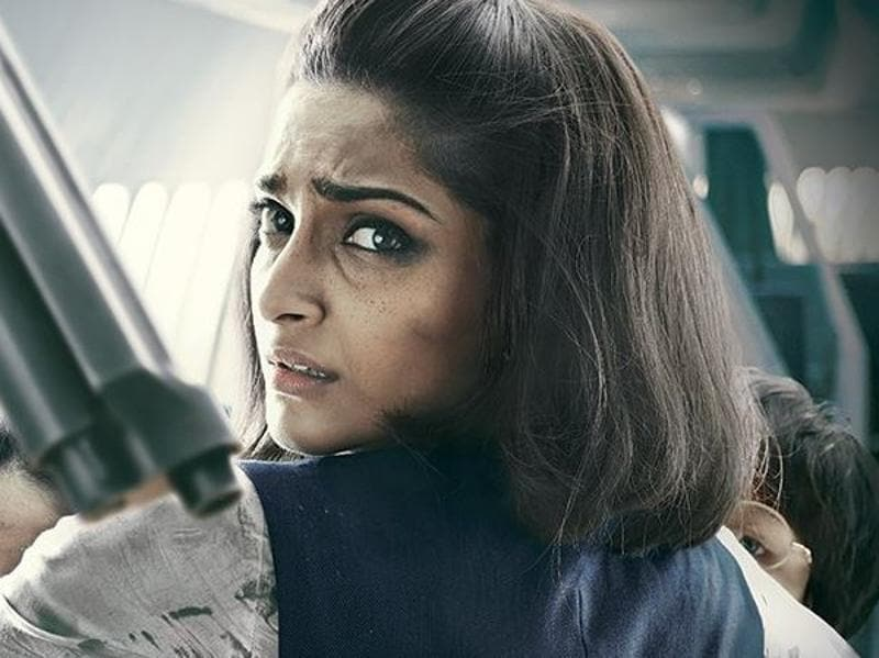 Sonam Kapoor starrer Neerja is the biggest Hindi release this week.  (Twitter)