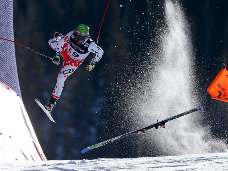 Sports, 1st prize singles, World Press Photo Awards (Christian Walgram - FIS World Championships)Ondrej Bank of Czech Republic crashes during the downhill race of the alpine combined at the FIS World Champioships 2015 in Beaver Creek February 8, 2015. REUTERS/Christian Walgram via WPP EDITORIAL USE ONLY. NO RESALES. NO ARCHIVE (REUTERS)