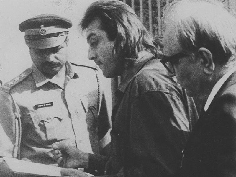 Film actor Sanjay Dutt coming out of jail in 1994. In 2013, the Supreme Court upheld the ruling but reduced the sentence to five years. (HT Photo)