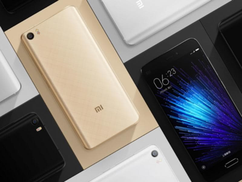 One of biggest names in Chinese smartphone market , Xiaomi, has finally announced its latest top-of-the-line Android smartphone, the Mi 5.  (XIAOMI)