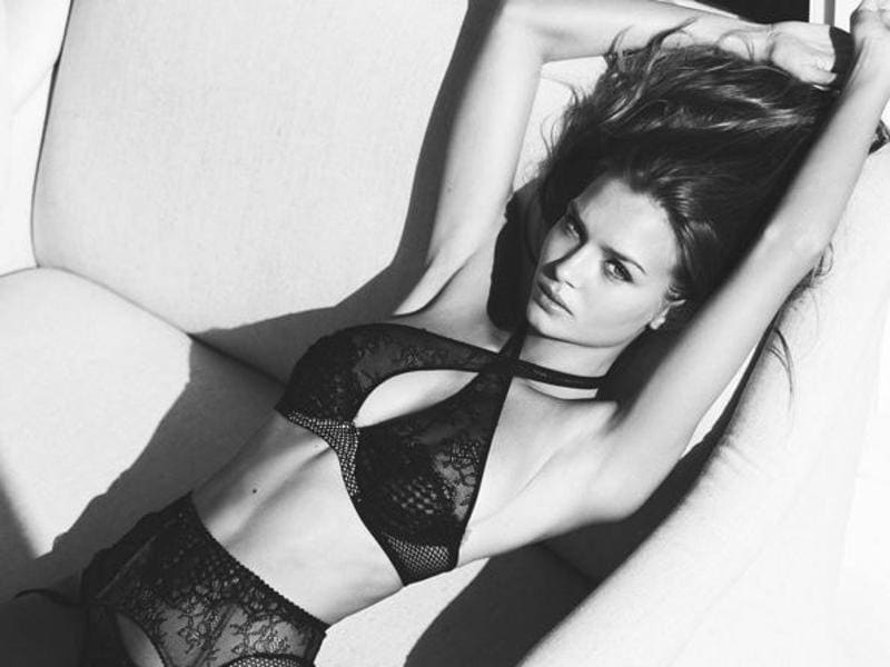 Josephine Skriver is the latest model (only the 16th, so far) to be invited into the exclusive circle of Victoria's Secret Angels, joining fashion icons like  Adriana Lima. (Instagram)