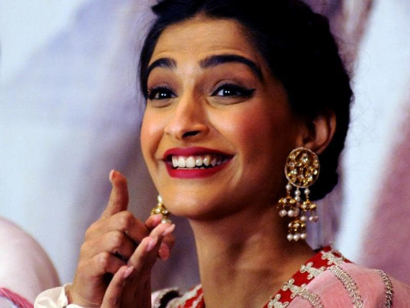 Sonam has been praised for her acting in recently released Nerja. (AFP)