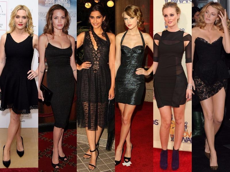 A little black dress is considered as one of the most essential part of a woman's wardrobe. It is perfect for so many occasions. You can wear it for a cocktail party, a formal occasion or even on a casual outing. Our beloved celebs have shown us proof for this. Here's our list of the best little black dresses or the LBDs worth drooling over. (Pinterest, Twitter and Instagram)