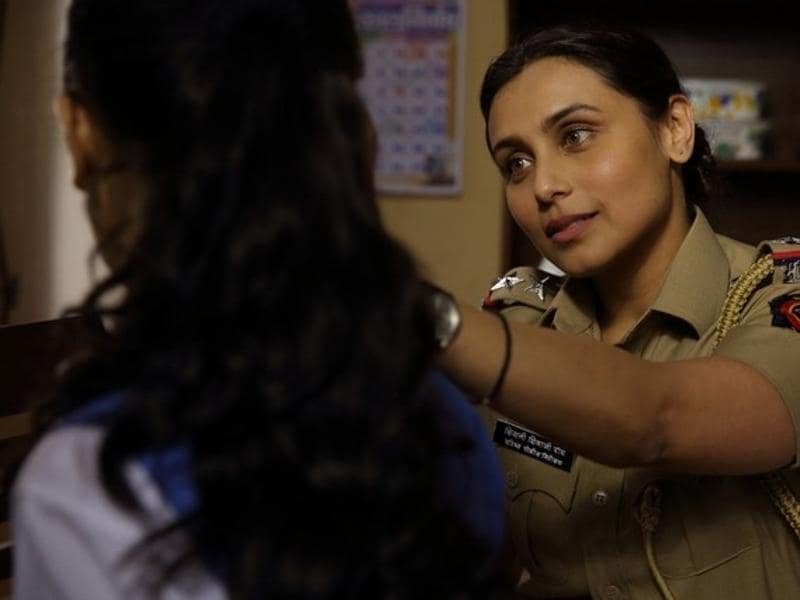 One of the most real portrayals of a police officer in recent times, Rani Mukerji in Mardaani was a woman on a mission.