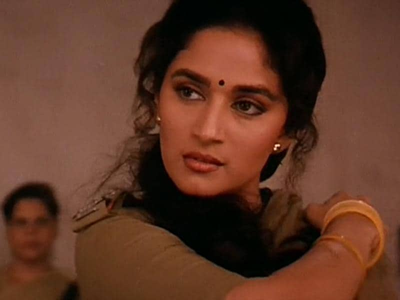 Madhuri Dixit's portrayal of a cop in Khalnayak was formulaic and catering to the front benches. She preened and pirouetted and what we remember of the film is its track Choli ke Peeche.