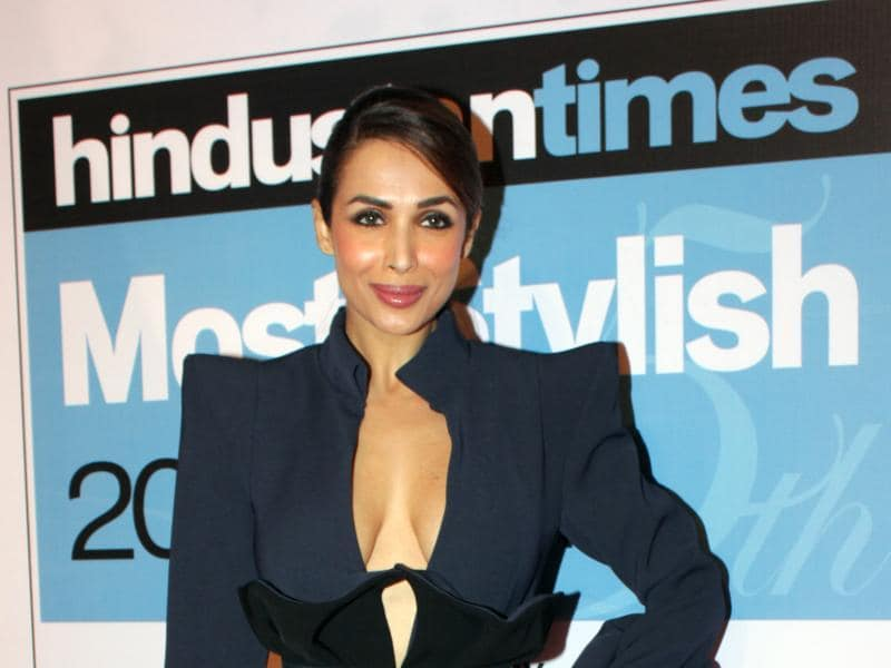 Malaika Arora Khan is as gorgeous as it gets but then what did we expect? (Shakti Yadav/ Hindustan Times)