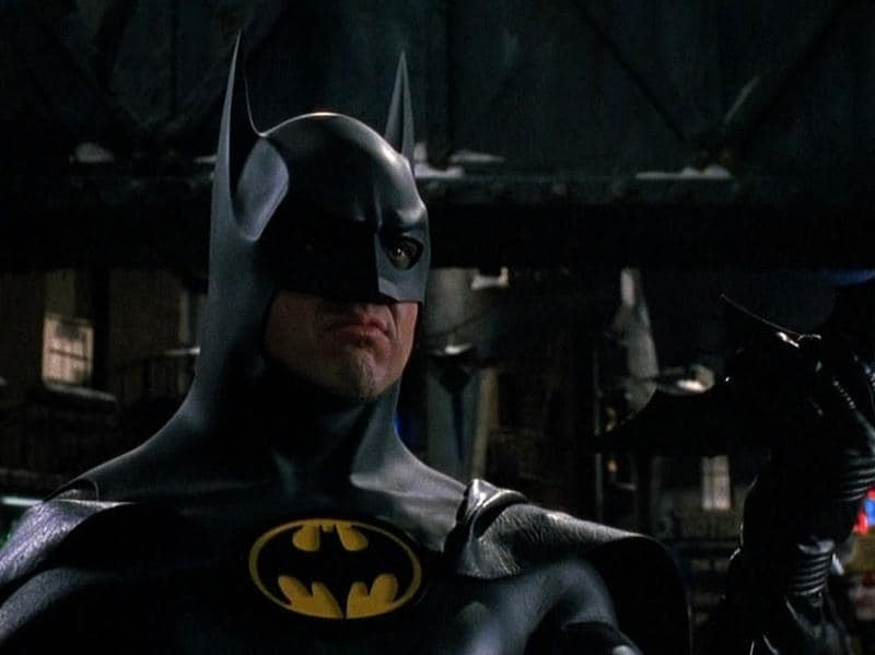 """Have you ever danced with the devil in the pale moonlight?"" - Michael Keaton, Batman (1989)"