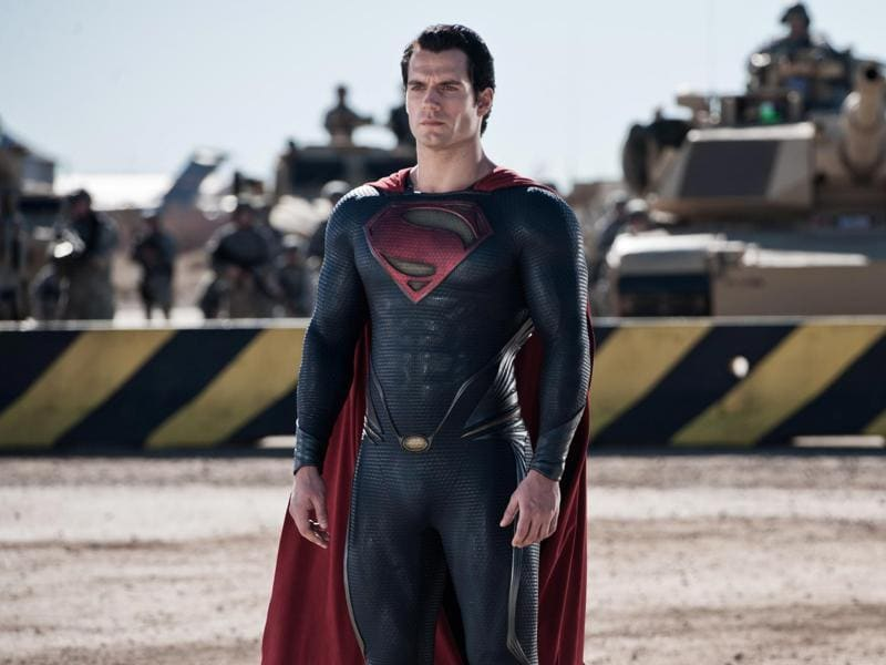 """I grew up in Kansas, General. I'm about as American as it gets."" - Henry Cavill, Man of Steel (2013)"