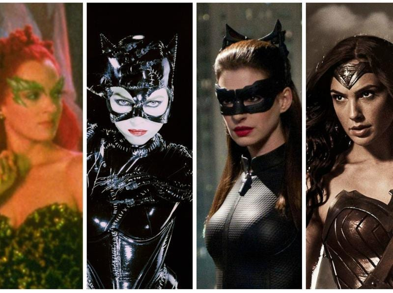 You could never tell if they the good guys or the bad guys, but these fierce women of the DC Universe made it complete. We look back on them as Batman v Superman: Dawn of Justice draws closer.