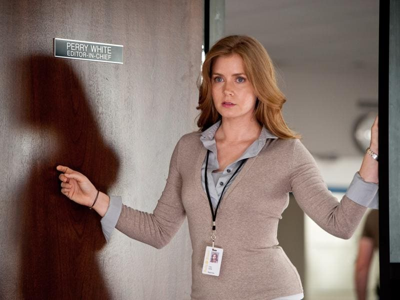 But it's Amy Adams' Lois that is our favourite. Adams' Lois Lane was part of the action. Her tenacity as a reporter and her loyalty as a partner made her the best Lois ever.
