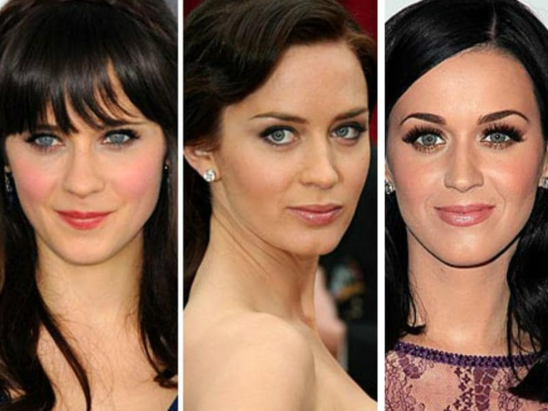 The zooey deschanel katy perry look alike nice