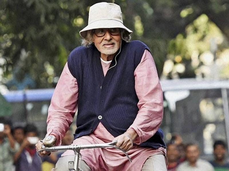 Amitabh Bachchan's performance as a hypochondriac father in Piku earned him his fourth National Film Award. He won in the Best Actor category.
