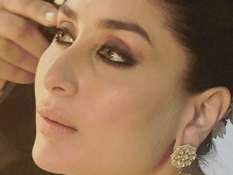 Wait! Drop everything and talk about Kareena's eyes. So fine.  (Instagram)