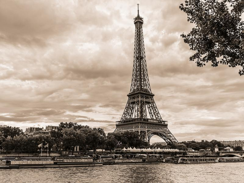 An undying symbol of the French capital, today it welcomes about 7 million visitors every year and is the most visited paid monument in the world. (Shutterstock)