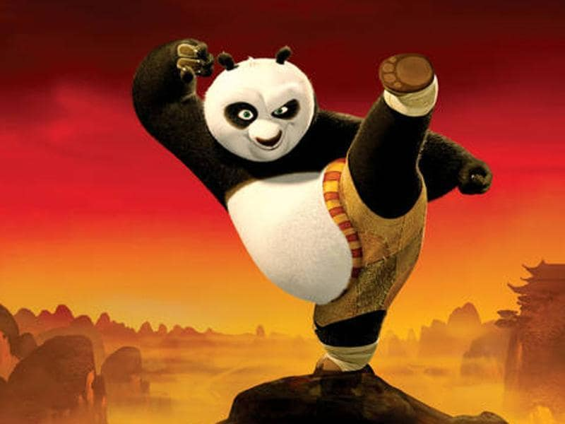 Kung Fu Panda 3 features the voices of Jack Black, Angelina Jolie, Dustin Hoffman, Jackie Chan, Bryan Cranston and Kate Hudson. (YouTube)