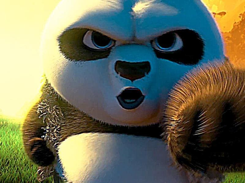 The first Kung Fu Panda was released in 2008 and it was an instant success. (YouTube)
