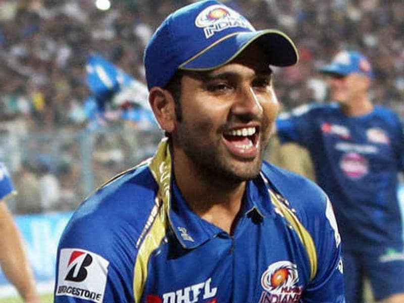 Defending champions Mumbai Indians will be captained by Indian opener Rohit Sharma.  (PTI Photo)