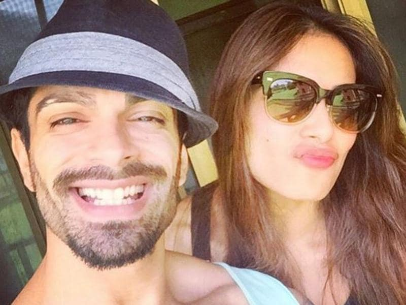 It's official! Bollywood actor Bipasha Basu and TV and Bollywood actor Karan Singh Grover are set to marry on April 30. Scroll through 20 of their most candid snaps. (Instagram)