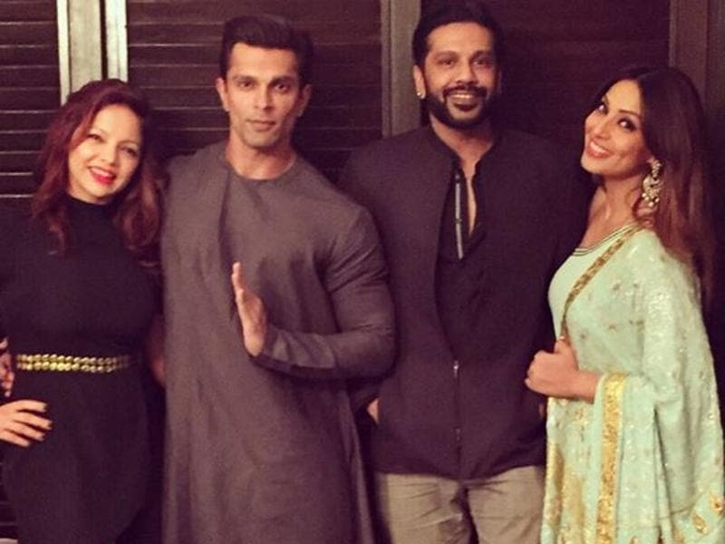 Few weeks ago, there were also rumours that Bipasha and Karan's families had nipped their wedding plans in the bud. (Instagram)