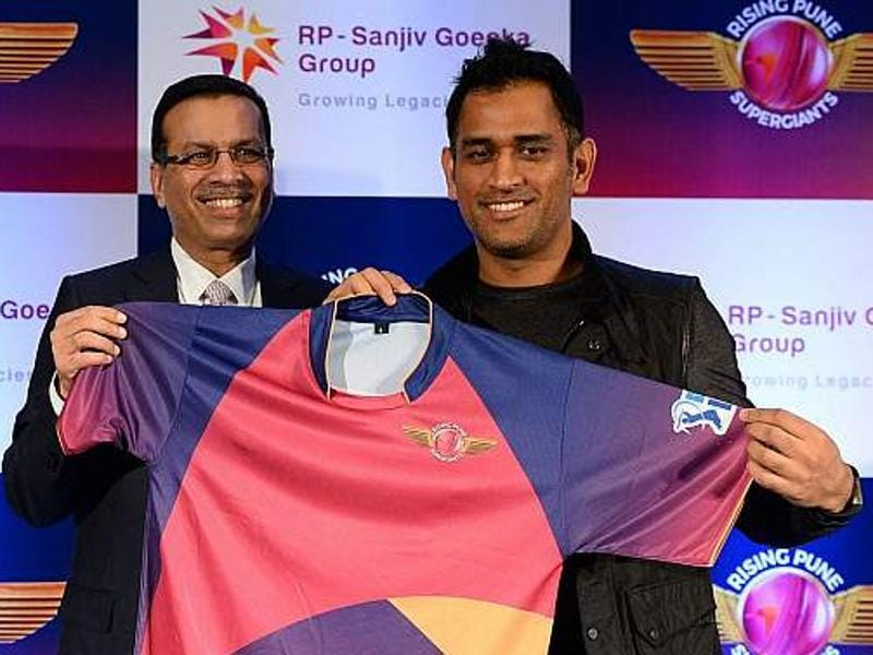 Indian captain Mahendra Singh Dhoni will lead the new IPL team Rising Pune Supergiants. (PTI Photo)
