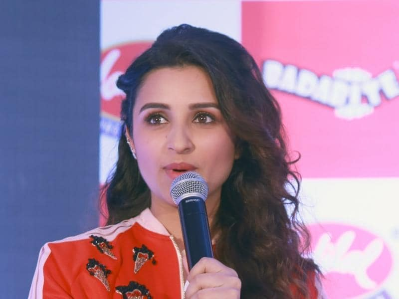 But you can't go home yet Parineeti because we still have not had enough of your cuteness.  (IANS)