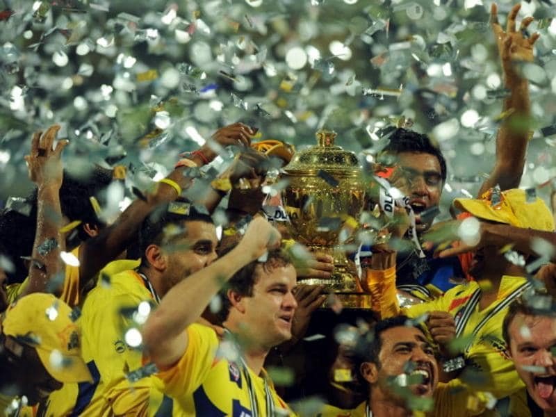 The Super Kings then went on to defend their title in 2011. Chennai are the only team thus far to successfully defend an IPL title. (Getty Images)