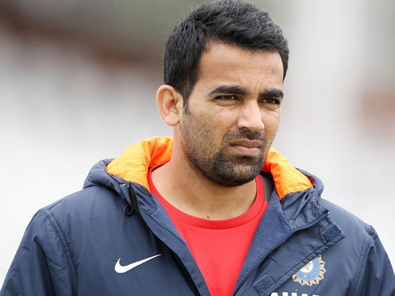 Zaheer Khan will be the commander-in-chief for Delhi Daredevils. (PTI Photo)