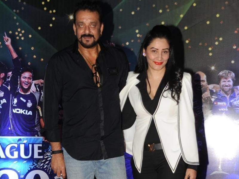 Looks like Munna Bhai has started to make public appearances post his stint in Jail. The actor was seen at the star-studded opening ceremony with his wife Manyata. (IANS)