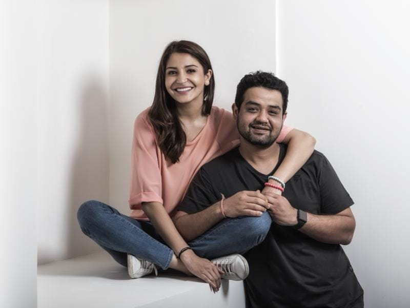 Anushka feels that apart from creating something, production is also about people management. (Aalok Soni/Hindustan Times)