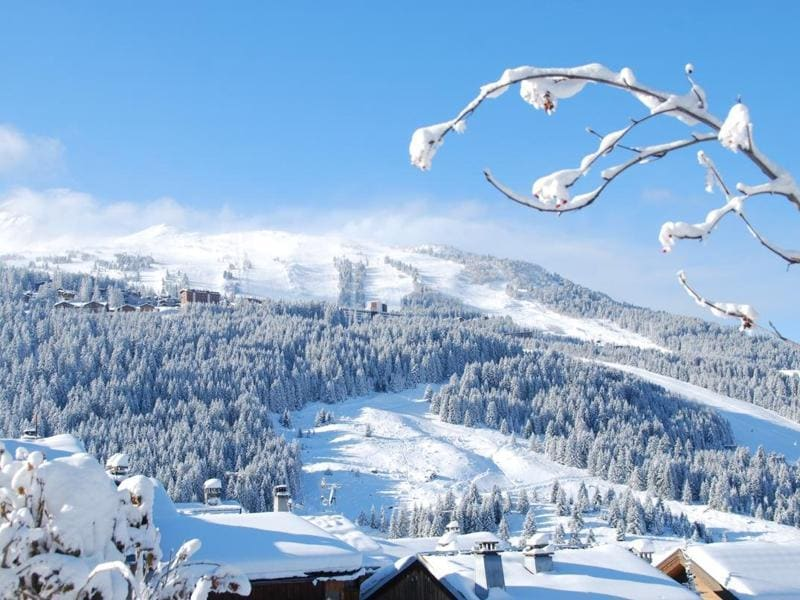 Located in the westernmost fold of France's Trois Vallées, the largest ski area in the world, Courchevel is made up of four separate settlements, each defined by its altitude in metres. (courchevel.com)