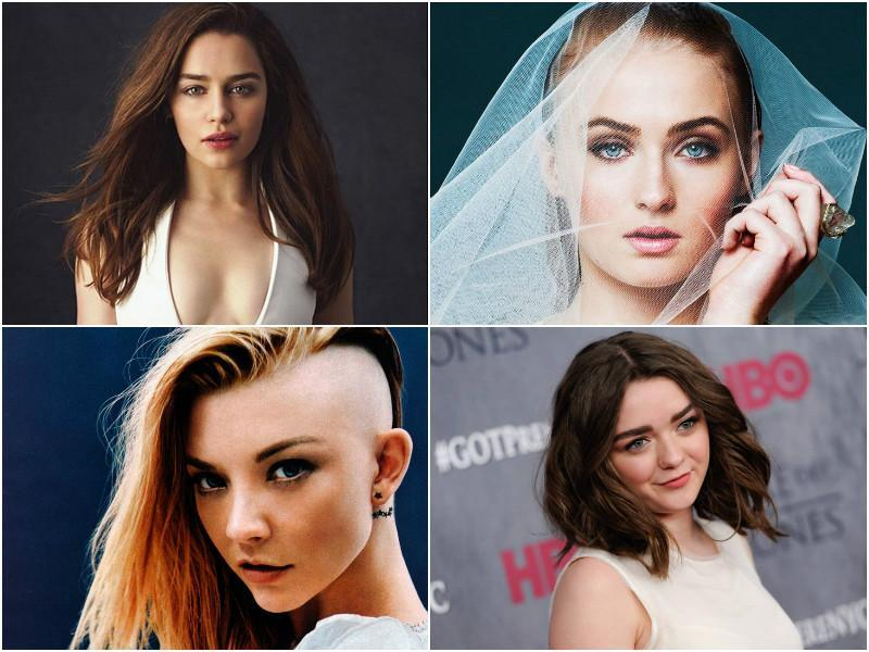 Game of Thrones returns to our TV screens in almost 10 days and we are excited as can be. Meanwhile, have you ever wondered how all the actresses from the show look like a totally different person off screen? No? Then check out these pictures:  (Agencies)