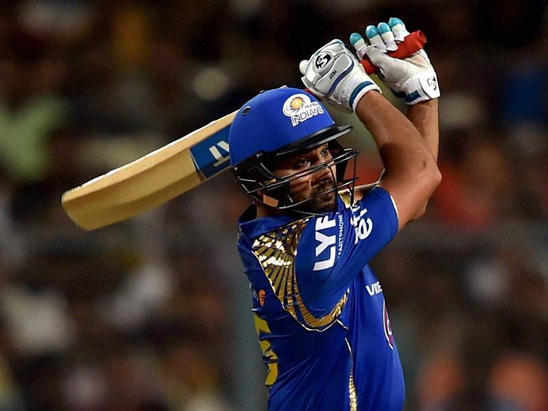 Rohit Sharma hit 10 fours and two sixes in his 54-ball 84. (PTI)