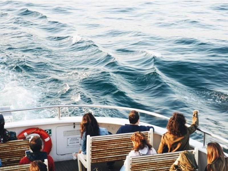 Here's a beauty from Instanbul, Turkey. On the go on an amazing yacht.  (Instagram/umitko)