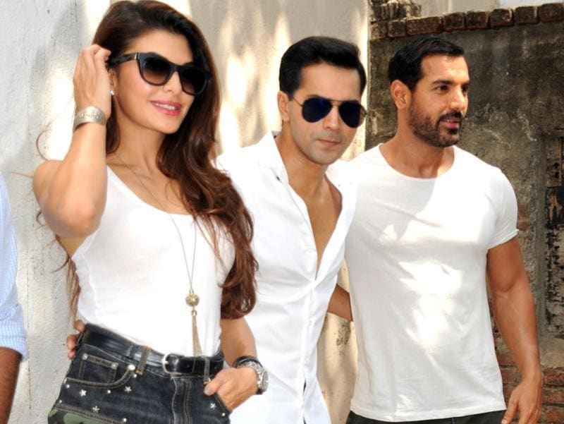 Dishoom is scheduled to hit the screens on July 29, 2016. (AFP)