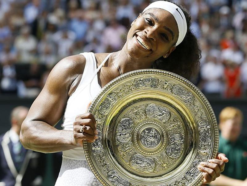 Serena Williams was named Laureus Sportswoman of the year, but was not present to collect her award. (File photo)