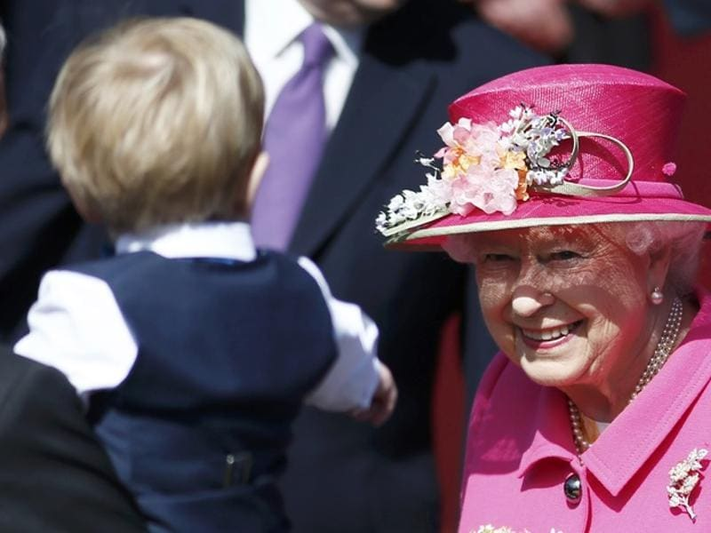 At 90, Elizabeth II is Britain's longest serving Monarch. She has seen 12 US Presidents and 7 Roman Catholic Popes come and go during her reign. (REUTERS)