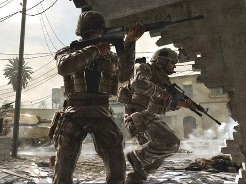 The first-person shooter has been the medium to teleport yourself to a war zone for over a decade. (Call of DUTY)