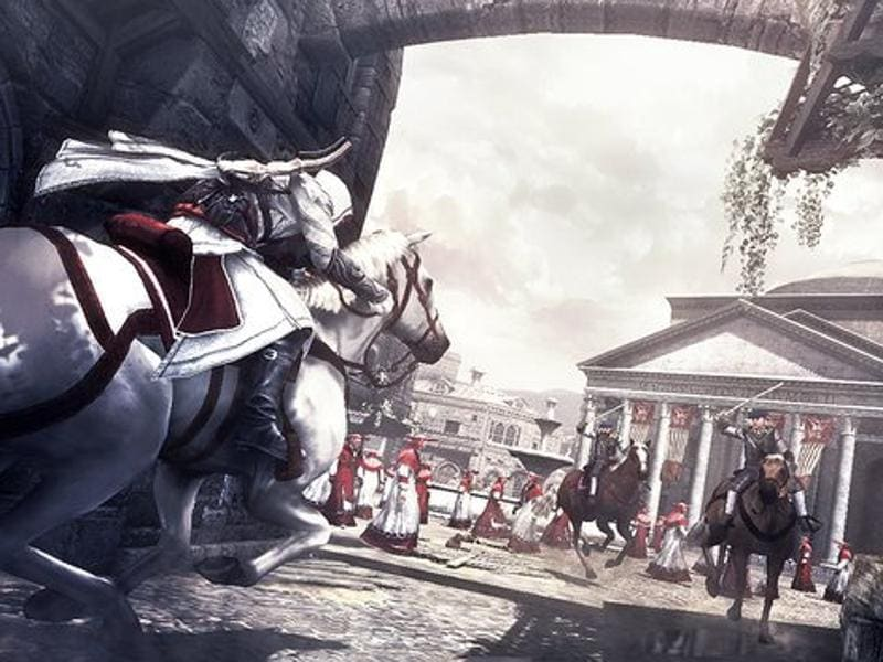 Assassin's creed was the game that users took a liking to almost immediately with the fantasy storyline and compelling action sequences. (Assassin's Creed)