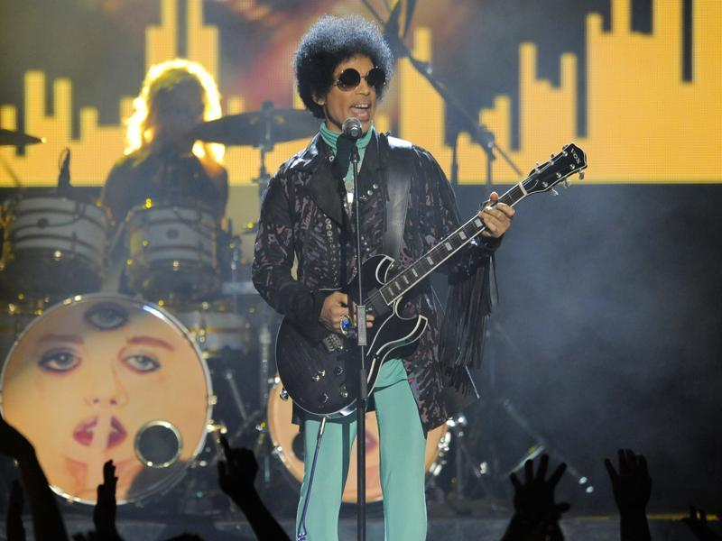 In this May 19, 2013 file photo, Prince performs at the Billboard Music Awards in Las Vegas, USA. (AP)