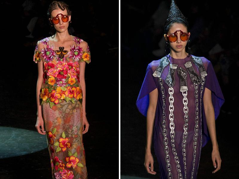 It was renamed to Sao Paulo Fashion Week after having run ten successful editions. (AFP)
