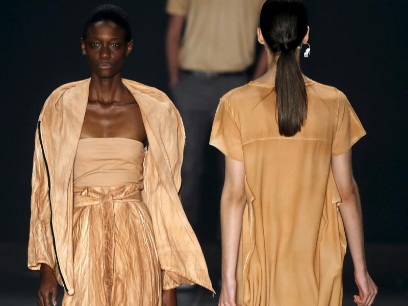 Over the years, the focus of the event has gradually shifted from showcasing the work of designers to mobilising and organising Brazil's fashion industry and promoting new indigenous businesses. (REUTERS)