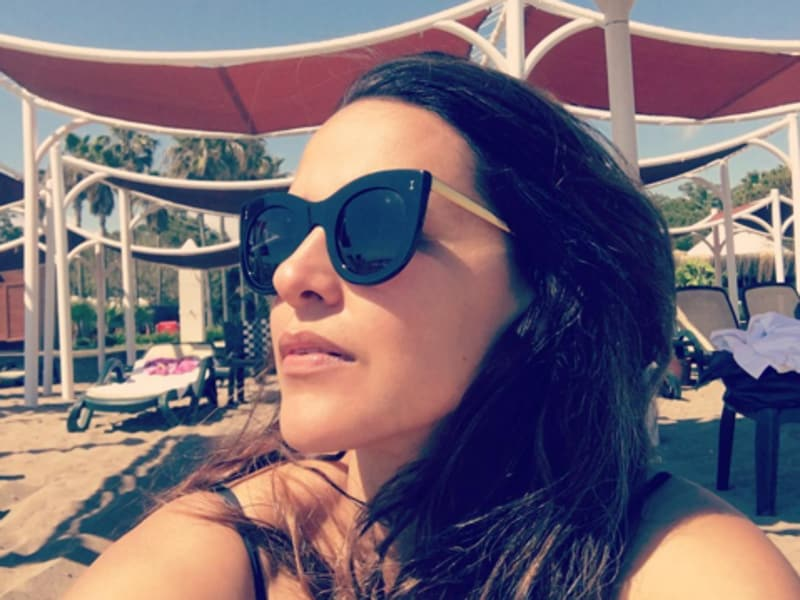 Another one of Neha Dhupia in Turkey. We are getting a sever attack of wanderlust. (Instagram)