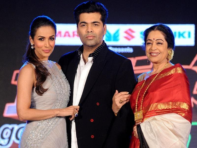 Kirron Kher is the third judge of  India's Got Talent. (AFP)