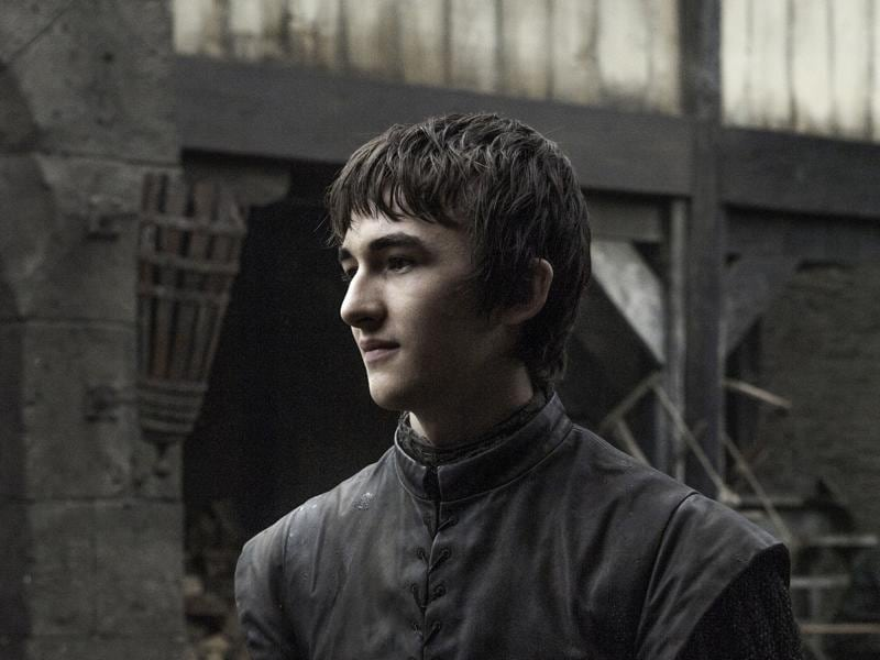 After waiting the entire length of a season, Game of Thrones fans will finally be treated to what's Bran been upto all this time. (HBO)